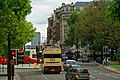 London - Bayswater Road - View East towards Marble Arch & Oxford Street.jpg