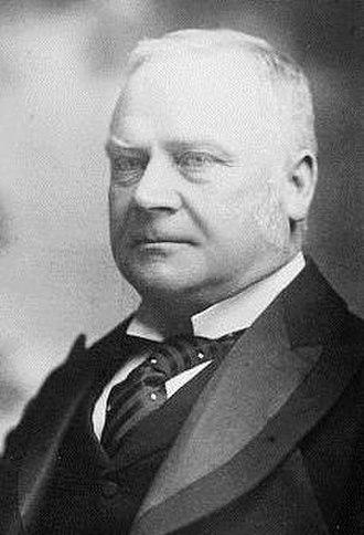 Robert Reid, 1st Earl Loreburn - Image: Lord Loreburn GG Bain