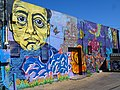 Los Tres Grandes - David Alfaro Siqueiros- Tour - McDowell Gateway 17th St and McDowell to 16th Street and E Cyprus, 2013 - panoramio.jpg