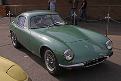 Lotus Elite Fastback