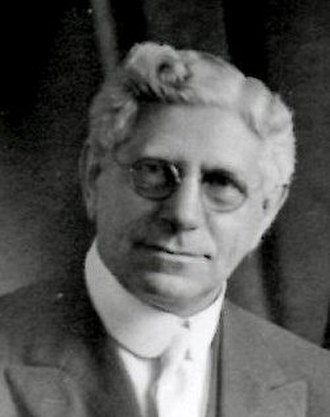 Louis Berkhof - Louis Berkhof