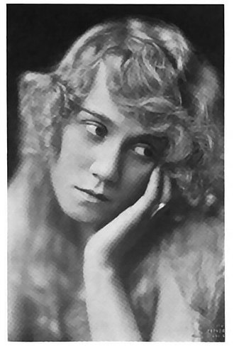 Louise Fazenda - Who's Who in the Film World, 1914