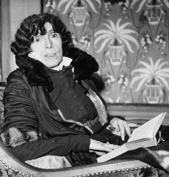 Louise Hervieu - Louise Hervieu in 1936