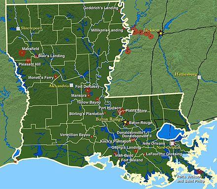 Louisiana Staat Dating-Gesetze