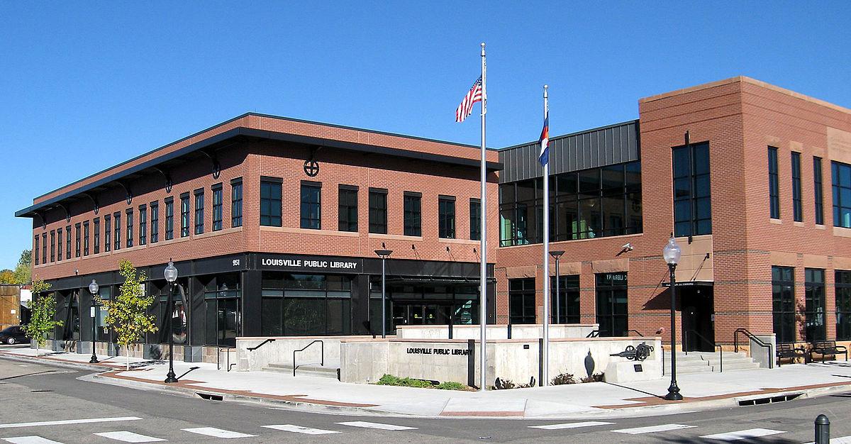 City Of Lafayette >> Louisville (Colorado) - Wikipedia