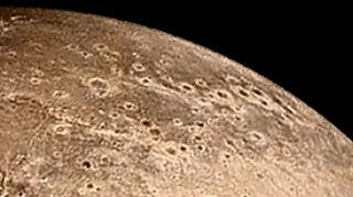 Lowell Regio regio on Pluto