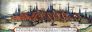 Lübeck - Lübeck, 16th century