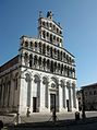 Lucca, església de San Michele in Foro.JPG