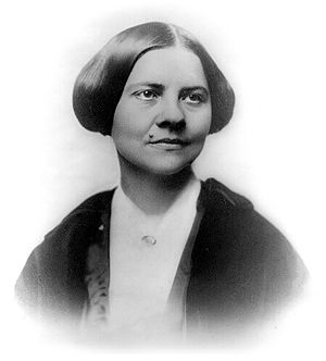 Women's suffrage in the United States -  Lucy Stone