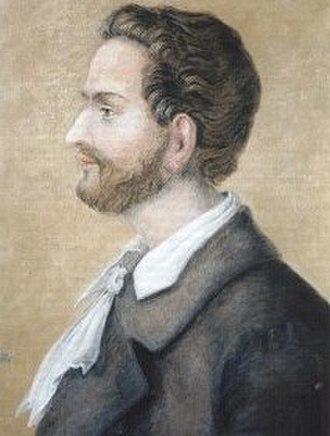 Ludwig Leichhardt - Portrait of Ludwig Leichhardt