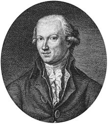 Ludwig Timotheus Spittler. (Quelle: Wikimedia)