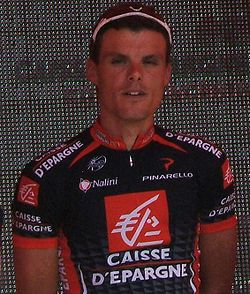 Luis León Sánchez Gil al Tour Down Under 2009