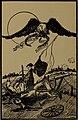 Lví stopou. Kytice básní. Ku dni svobody a Texasského bazaru (1918) (14580354028).jpg