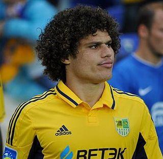 Márcio Azevedo Brazilian footballer