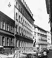 Mátyás utca, a Lónyay utca kereszteződése felé nézve. Fortepan 17392.jpg