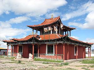 Danzandarjaa Monastery - Danzandarjaa Monastery, Mongolia