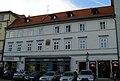 Měšťanský dům U zlaté hvězdy, U zlatého klobouku (Malá Strana), Praha 1, U lužického semináře 7, Malá Strana.jpg