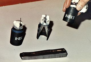 Dual-Purpose Improved Conventional Munition Cluster bomblet anti-armor/anti-personnel warhead