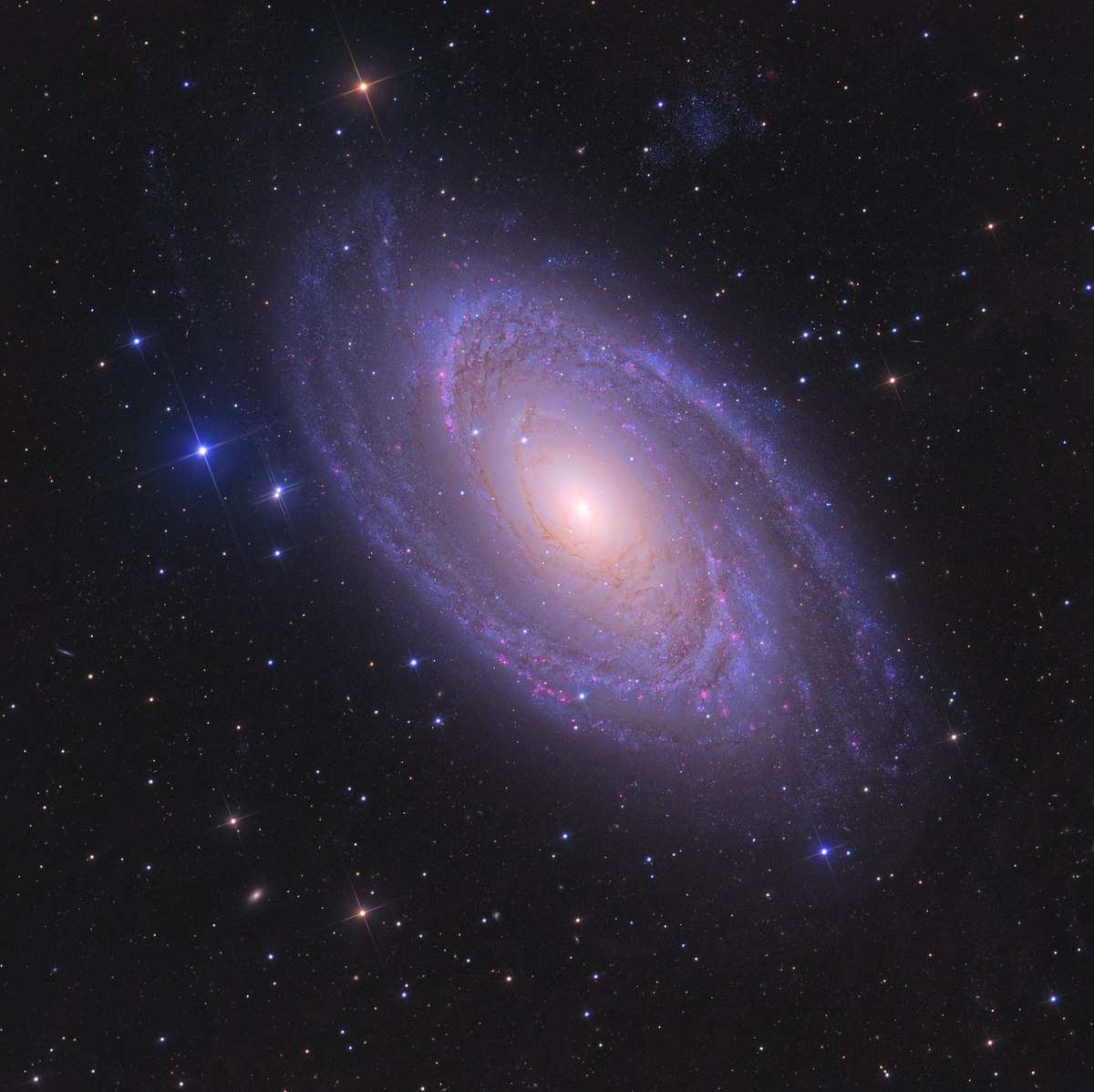 Messier 81 wikipedia for S and m pictures