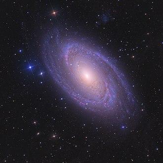 Messier 81 - Image: M81