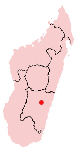 Fianarantsoa - Image: MG Fianarantsoa