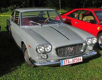 Lancia Flavia - Lancia Flavia Series 1 Coupé