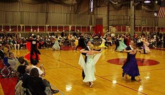 Dancesport - An amateur dancesport competition at MIT