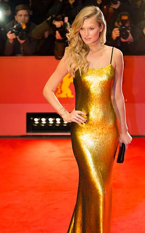 Toni Garrn - Toni Garrn at the Berlinale 2017