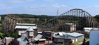 Bandit (Movie Park Germany) - Image: MP Bandit