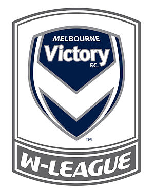 Melbourne Victory FC (W-League) - Image: MVFC W League Logo
