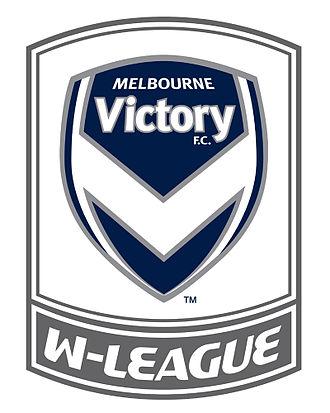 Melbourne Victory FC (W-League) - Image: MVFC W League Logo