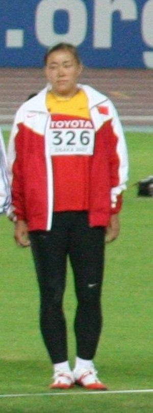 Ma Xuejun - Ma Xuejun in 2007