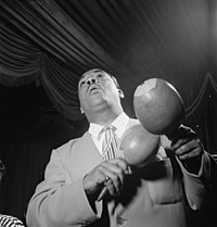 Machito, Glen Island Casino, New York, N.Y., ca. July 1947 (William P. Gottlieb 13821).jpg