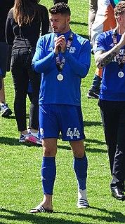 Gary Madine English association football player