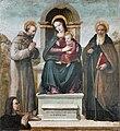 Madonna in trono col Bambino e santi, 1522.jpg