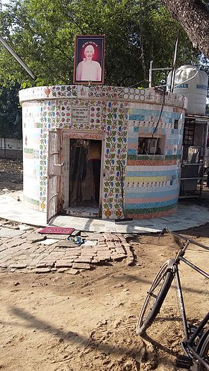 Khanna, Ludhiana - Madudass di smadhi