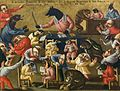 Maestro della Fertilità dell'Uovo - Grotesque scene with animals and stylised figures.jpg