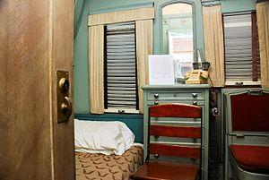 Ferdinand Magellan (railcar) - Presidential stateroom