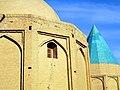 Maghaber Gonbad Sabz عکسی از بناهای تاریخی مقابر گنبد سبز در قم.jpg