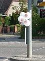Mahlower Straße, an der Kreuzung mit der Gonfrevillestr. - Anton-Saefkow-Str. - panoramio.jpg