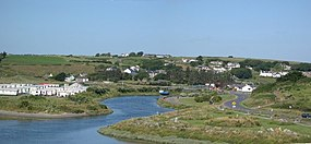 Mahon River and Bunmahon from Knockmahon - geograph.org.uk - 708657.jpg