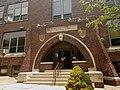 Main Entrance of St. Patrick School in Decatur.jpg