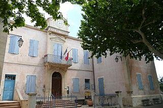 Vallabrègues Commune in Occitanie, France