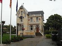 Mairie de Pézilla-la-Rivière (66).jpg