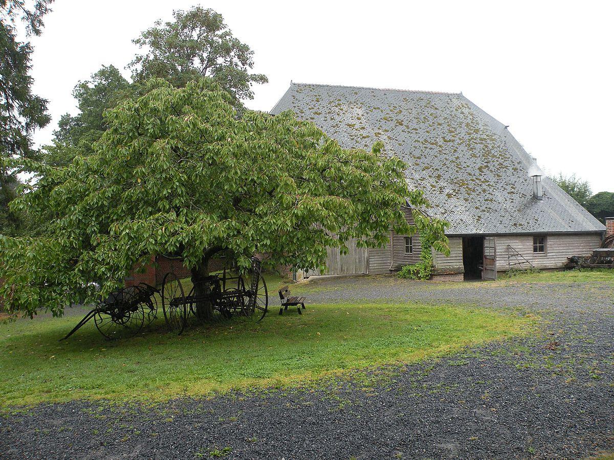 Maison du bocage de sains du nord wikip dia for Maison du nord