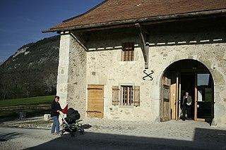 Présilly, Haute-Savoie Commune in Auvergne-Rhône-Alpes, France