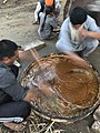 Making of brown sugar in Punjab 48.jpg