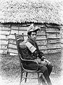 Malietoa Tanumafili, photographed in Samoa circa 1898 by Alfred John Tattersall.jpg