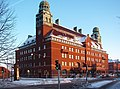 Malmö, Sweden, old postal house.jpg