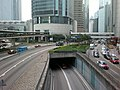 Man Cheung Street Tunnel to Connaught Road.jpg
